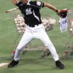 68歳にしてプロの打撃投手を務める池田重喜氏